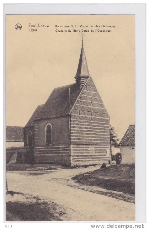 Zoutleeuw - Kapel OLV Van Den Ossenweg - Zoutleeuw