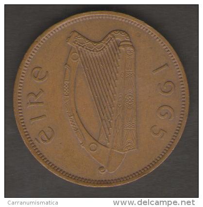 IRLANDA PENNY 1965 - Irlande