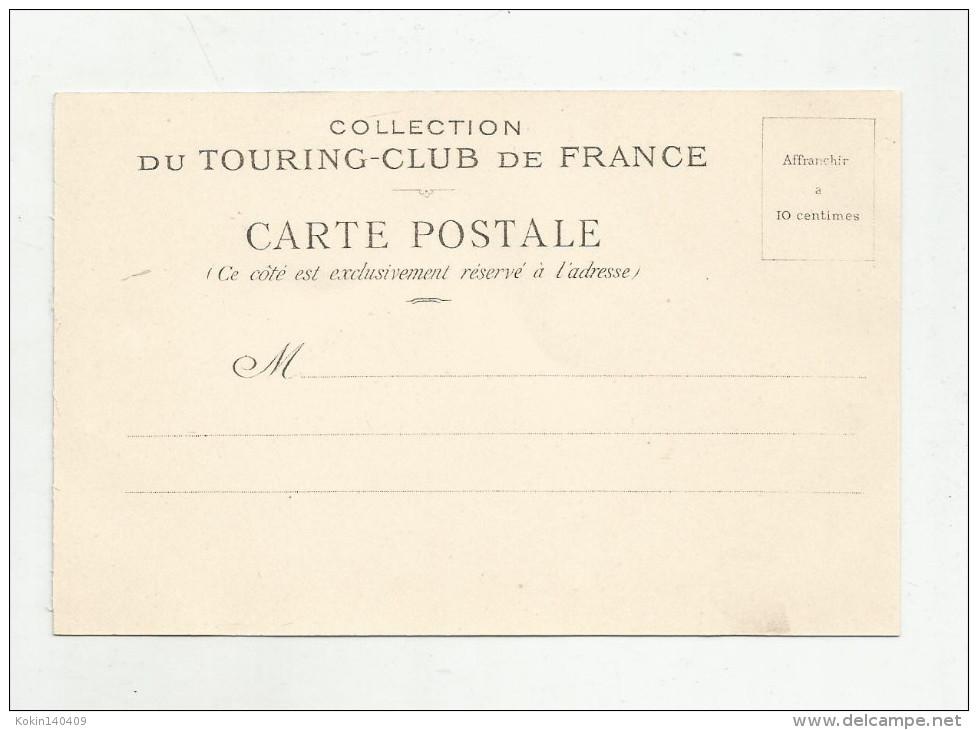 Precurseur Collection Du Touring-club De France Superbe  Bonifacio - Autres Communes