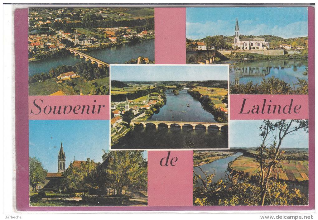 24 .-  SOUVENIR DE LALINDE - Sonstige Gemeinden