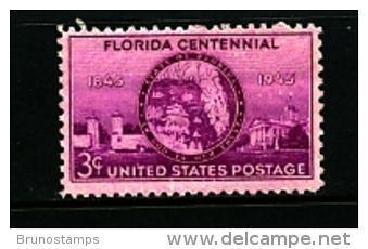 UNITED STATES/USA - 1945  FLORIDA  MINT NH - Stati Uniti
