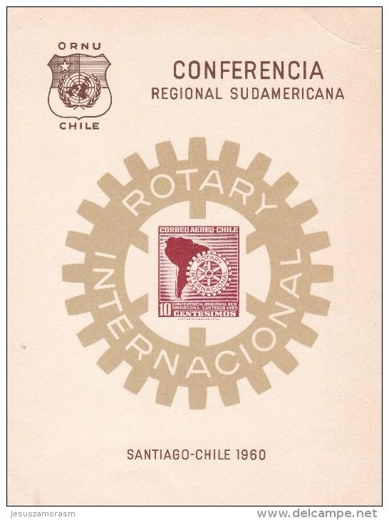 Chile Nº Michel 584 En Hoja - Chile