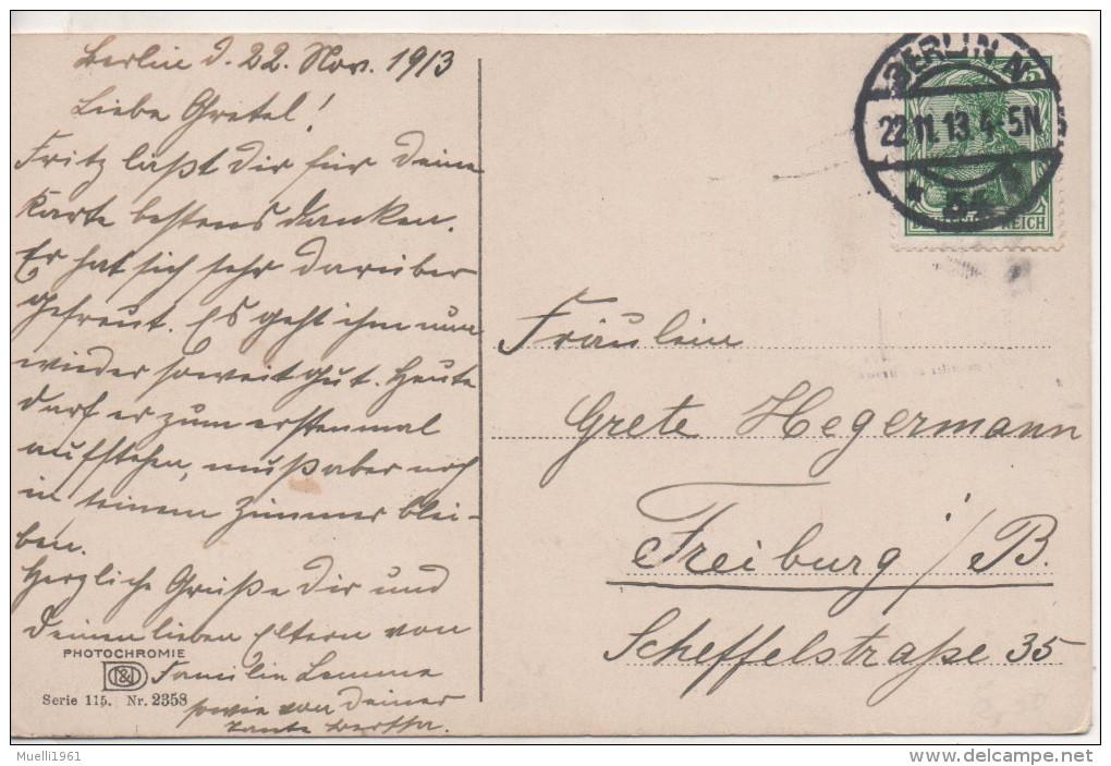 Nr. 3095,  Holland, Trachten Und Typen - Europe