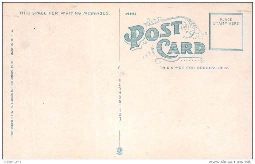 "03668 ""FORD MOTOR COMPANY, BRANCH FACTORY. COLUMBUS OHIO ""  ORIGINAL POST CARD.  NOT SHIPPED. - Columbus"