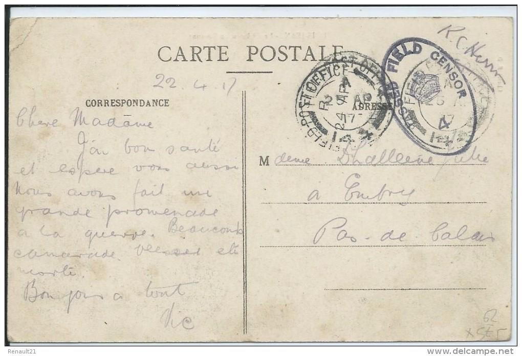 Buire-le-Sec-Bois-Jean-Le Château De Romont (Légère Corne D'angle En Haut à Droite,voir Scan)-(CPA) . - Andere Gemeenten