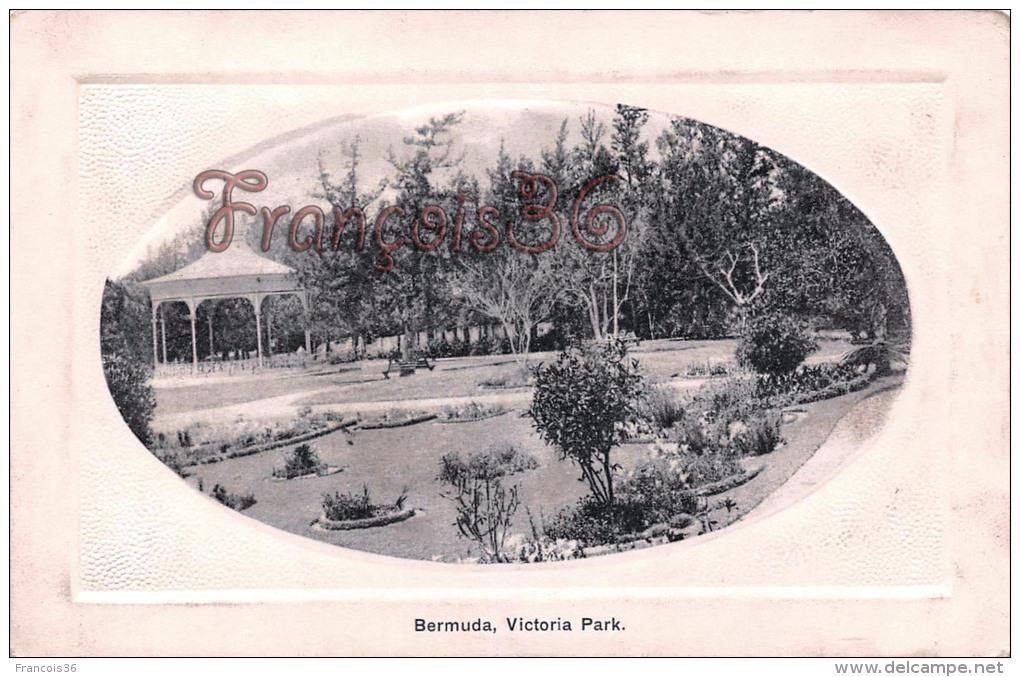 Bermuda Bermudes - Victoria Park - 2 SCANS - Bermudes