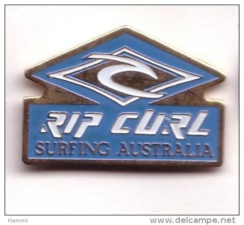 SP460 Pin´s SURF SURFING AUSTRALIA AUSTRALIE RIP CURL  Achat Immediat - Ski Nautique