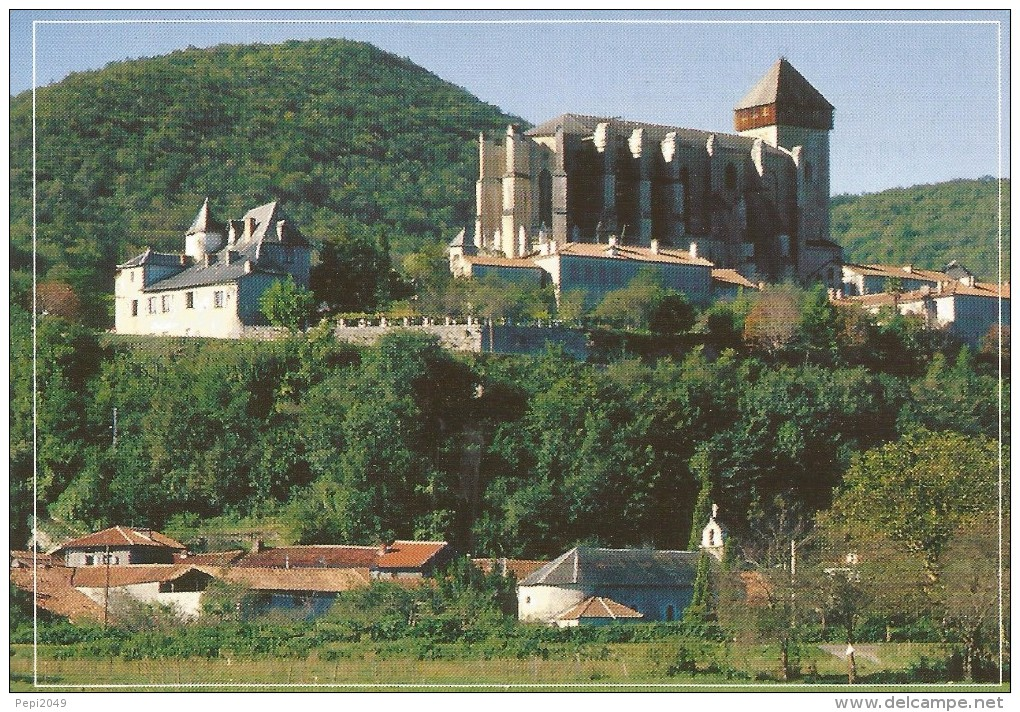 PP1493 - POSTAL - SAINT BERTRAND DE COMMINGES - CIUDAD GALO-ROMANA - LA CATHEDRALE - Postales