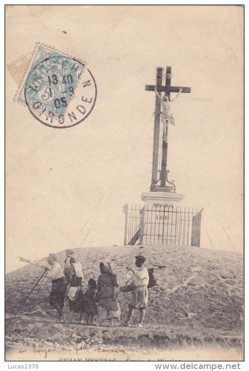 33 / GUJAN MESTRAS / CROIX DE MISSION - Gujan-Mestras