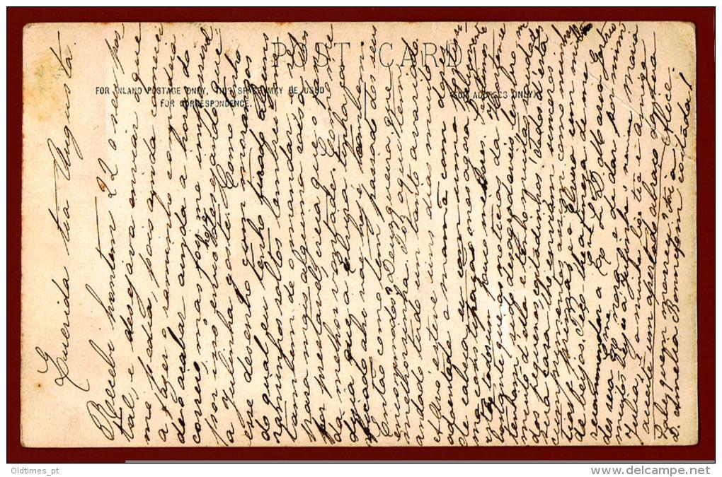PONTEVEL - QUINTA DE GERARDA - 1905 REAL PC - Santarem