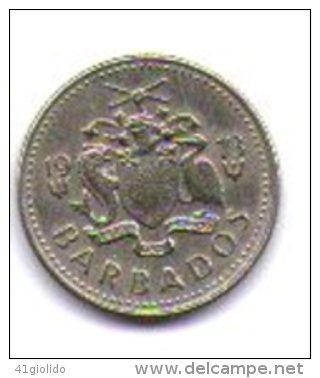 Barbados 10 Cent 1973 - Barbades