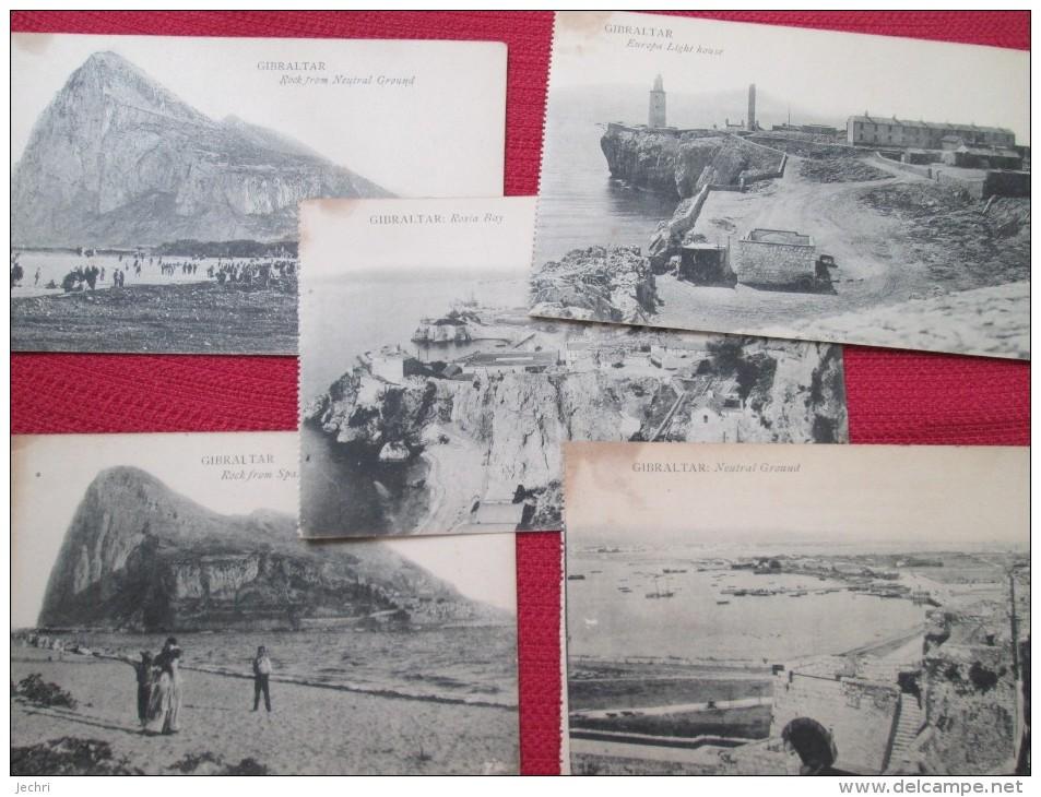 5 CPA GIBRALTAR - Gibraltar
