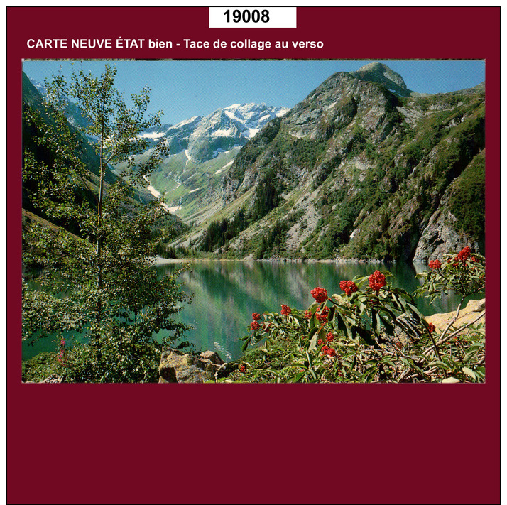 19008 CPA CPM CPSM Carte Postale BOURG D OISANS LAL LAUVITEL - France