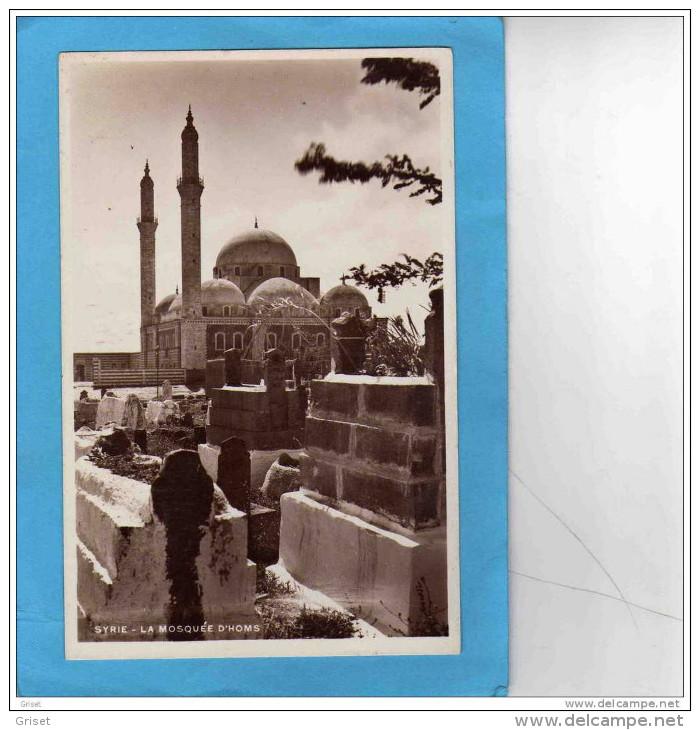 Syrie-HOMS-La Mosquée --gros,plan  édition B P Années20- 30 - Siria