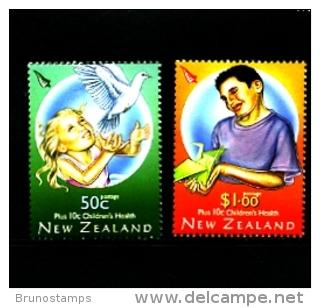 NEW ZEALAND - 2007  PEACE  SET  MINT NH - Nuova Zelanda