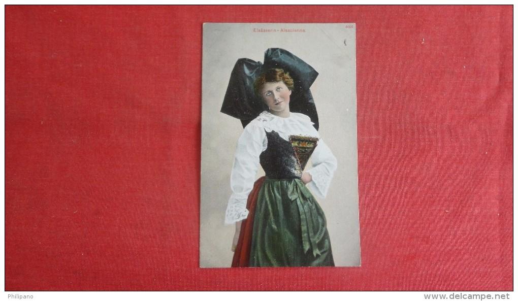 Elsasser Alsacienne--ref 1882 - Europe