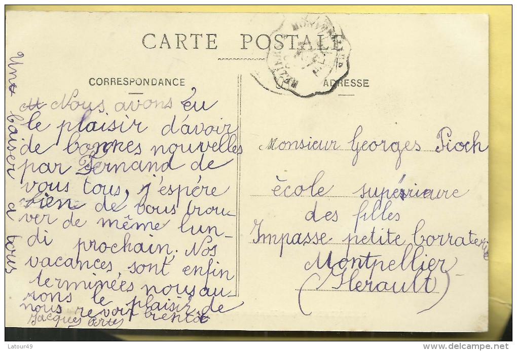 SERVIAN  PONT FERRER  SUR L ENE - France