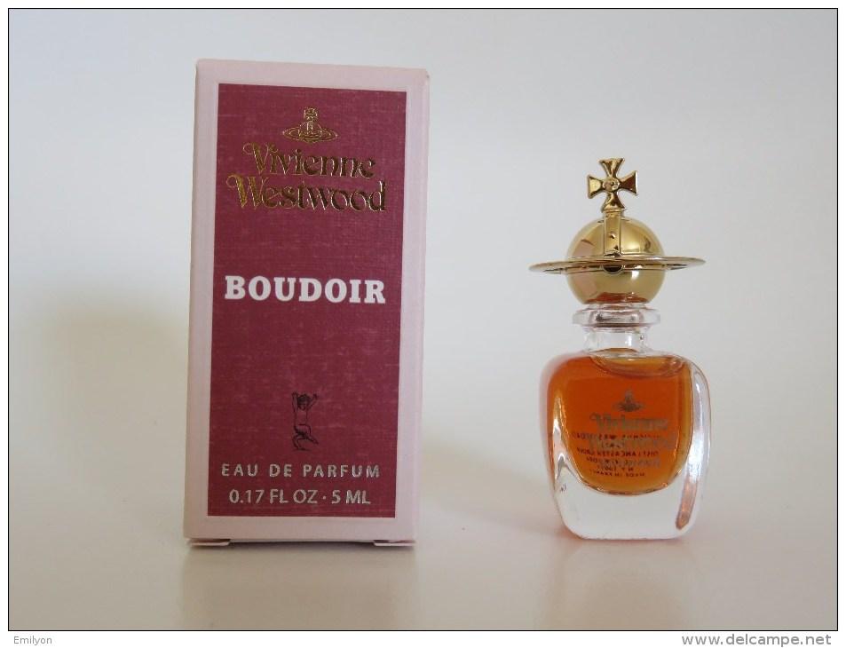 Boudoir - Vivienne Westwood - Eau De Parfum - 5 ML - Modern Miniatures (from 1961)