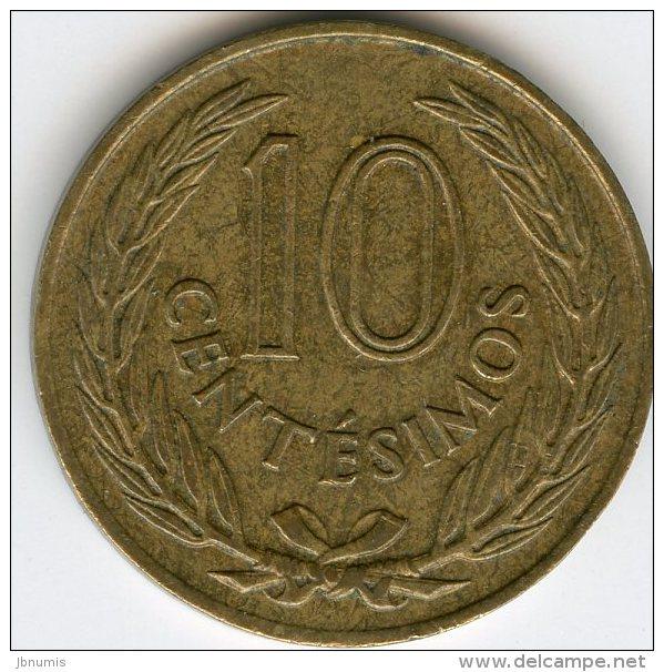 Uruguay 10 Centesimos 1960 KM 39 - Uruguay