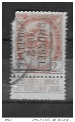 1937B Brussel - Roller Precancels 1910-19