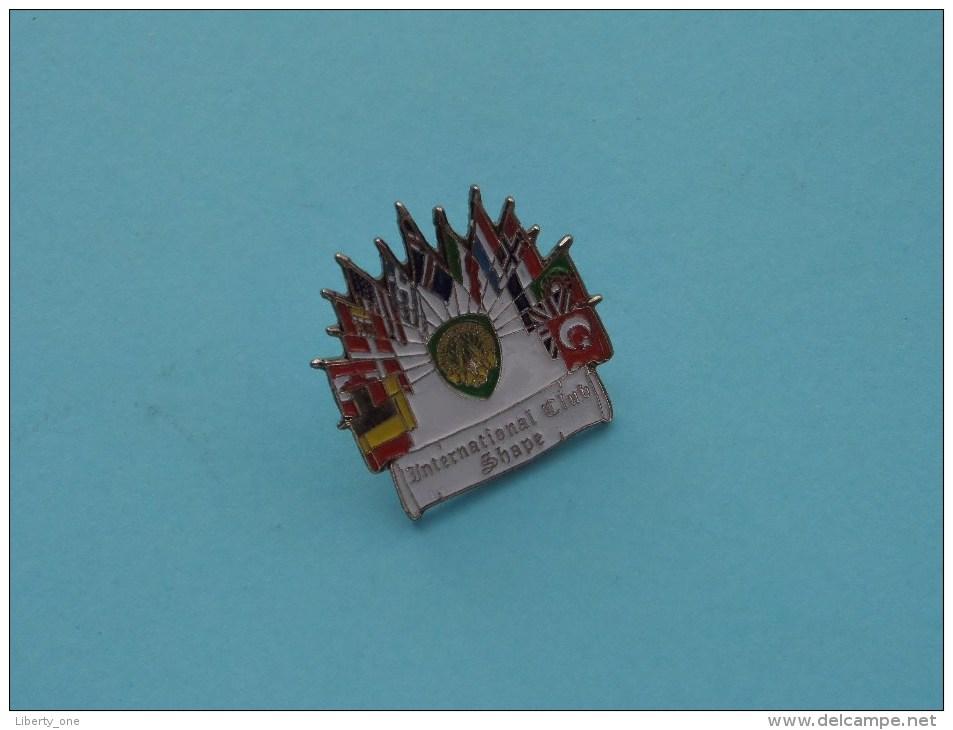 INTERNATIONAL CLUB SHAPE / Euridis Benelux 071/304318 ( For Grade, Please See Photo ) !! - Autres