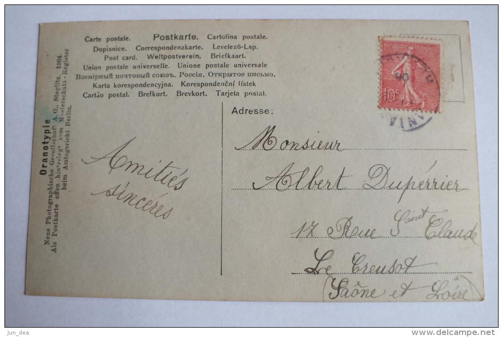 ORANOTYPIE - FEMMES DE CIRQUE ? AVEC CHARIOT DANS UNE RIVIERE - Nus Adultes (< 1960)