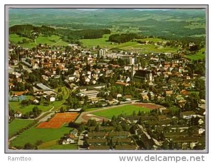 Lindenberg / All. , Höhenluftkurort Auf Dem Pfanderrücken An Der Deutschen Alpenstraße - Lindau A. Bodensee