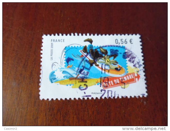 FRANCE TIMBRE OBLITERE YVERT N° 4338 - France