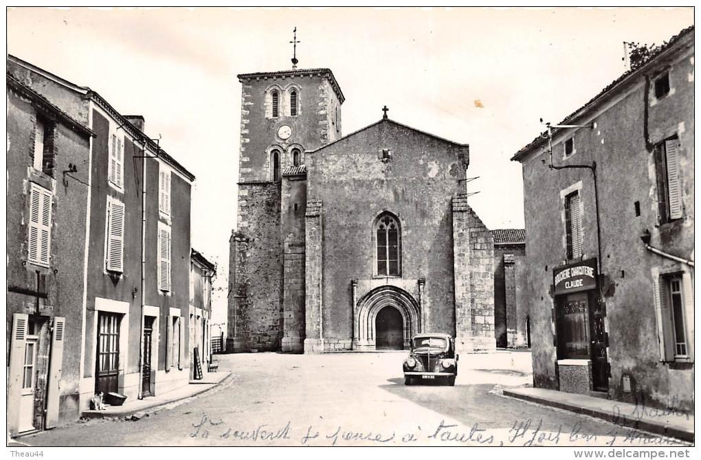 """¤¤   -   4   -   SAINT-MESMIN    -   L'Eglise   -  Boucherie , Charcuterie """" CLAUDE """"   -  ¤¤ - France"""