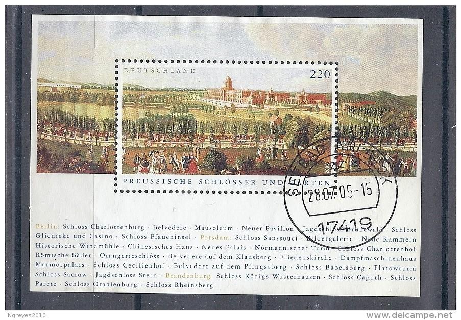 140020932  ALEMANIA  FED  YVERT    HB  Nº  65 - BRD