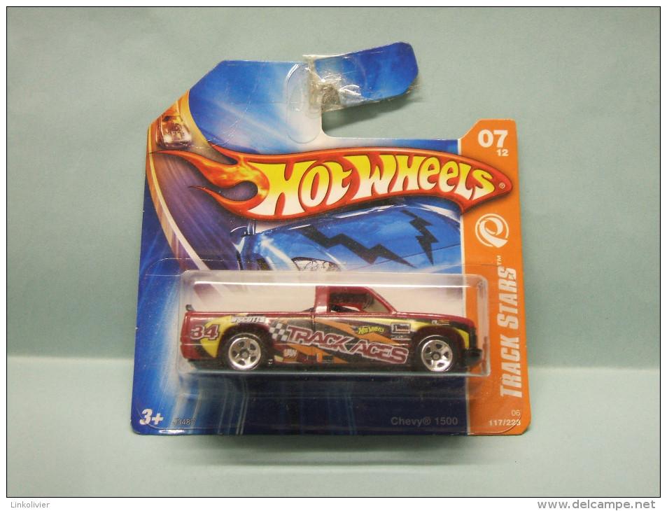CHEVROLET CHEVY 1500 - Track Stars - HOTWHEELS Hot Wheels Mattel 1/64 EU Blister - HotWheels