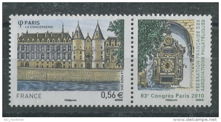 France 2010 - N° 4494 - La Concergerie - Neuf ** - Neufs