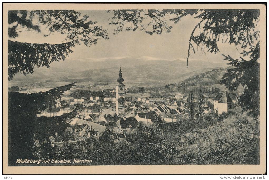 Wolfsberg - Saualpe :) - Autriche