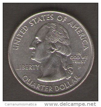 STATI UNITI QUARTER DOLLAR 2005 OREGON - Emissioni Federali