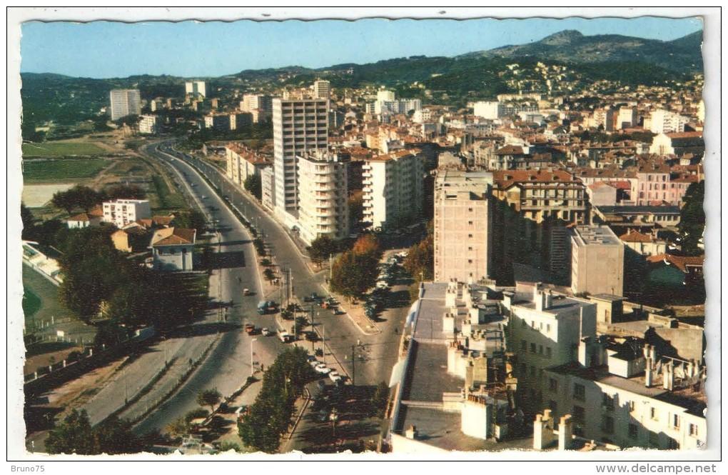 83 - TOULON - L'Autoroute Du Pont-du-Las - Aris 300-110 - 1964 - Toulon