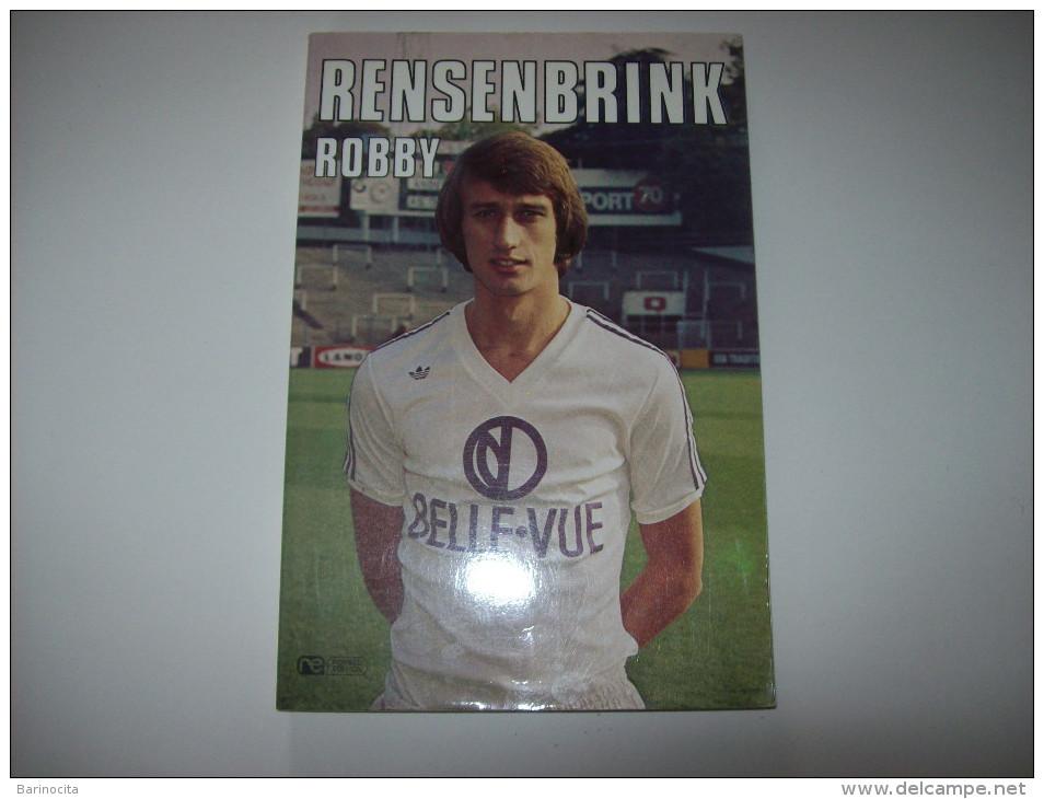 RENSENBRINK Robby -un Brillant Solitaire , Un Veritable Document Pour Les Sportifs ! - Editer En 1976 - Voir Photo - Sport
