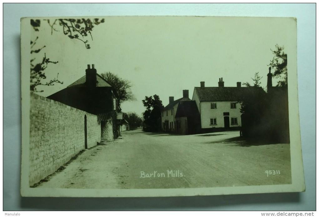 Barton Mills - Non Classés