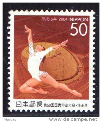 Japan, Yvert No 3570 - Gebruikt