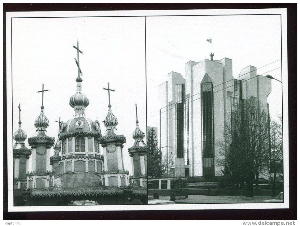 CPM Neuve Moldavie Toit D´un Puits à Calaras Maison De La Présidence à Chisinau - Moldavie