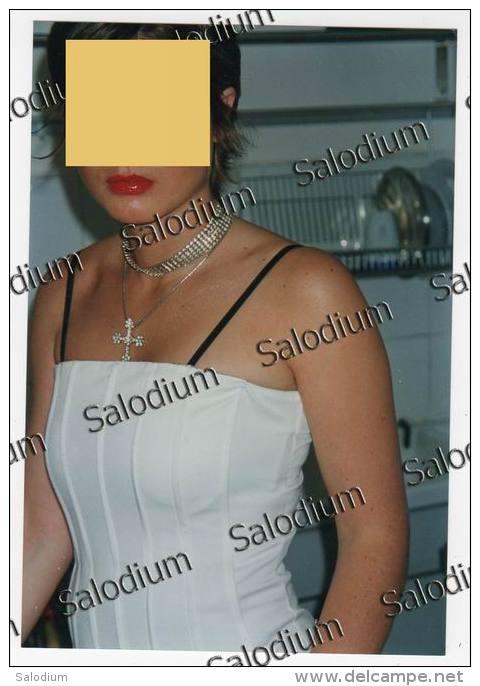 Original Photo - RAGAZZA GIRL PIN UP SEXY - No Nude - Foto Originale Fotografia Photo - Pin-ups