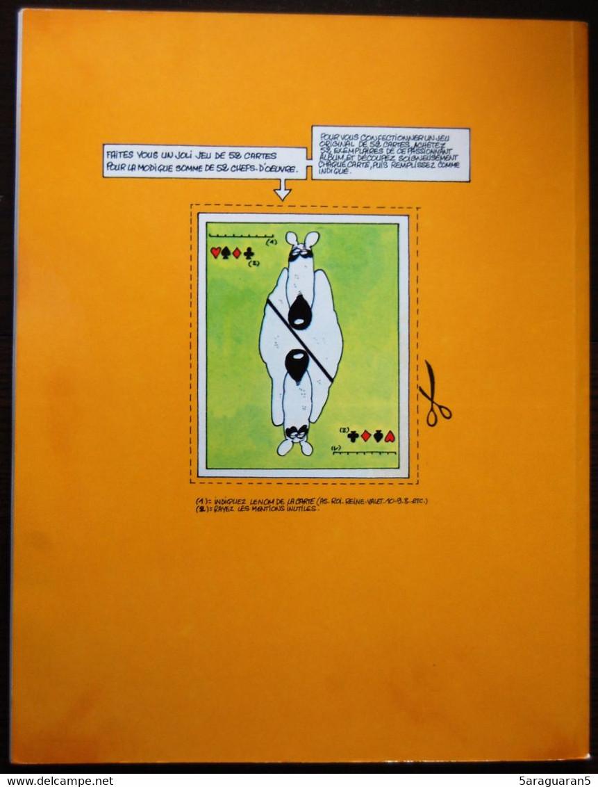 BD KADOR - 1 - Tome 1 - Rééd. 1980 FLUIDE GLACIAL - Kador