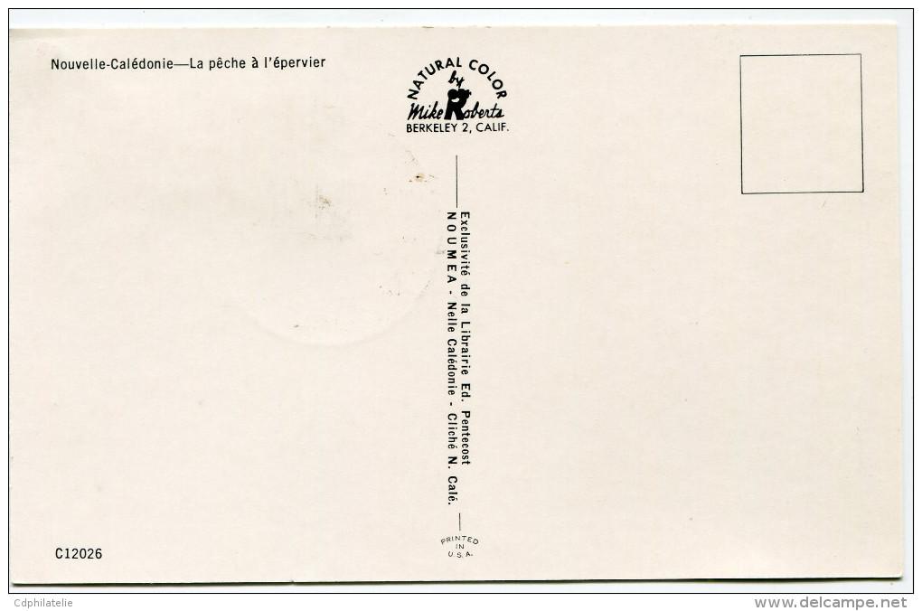 carte de peche 67 Maximum Cards   NOUVELLE CALEDONIE CARTE  MAXIMUM DU PA 67 15F