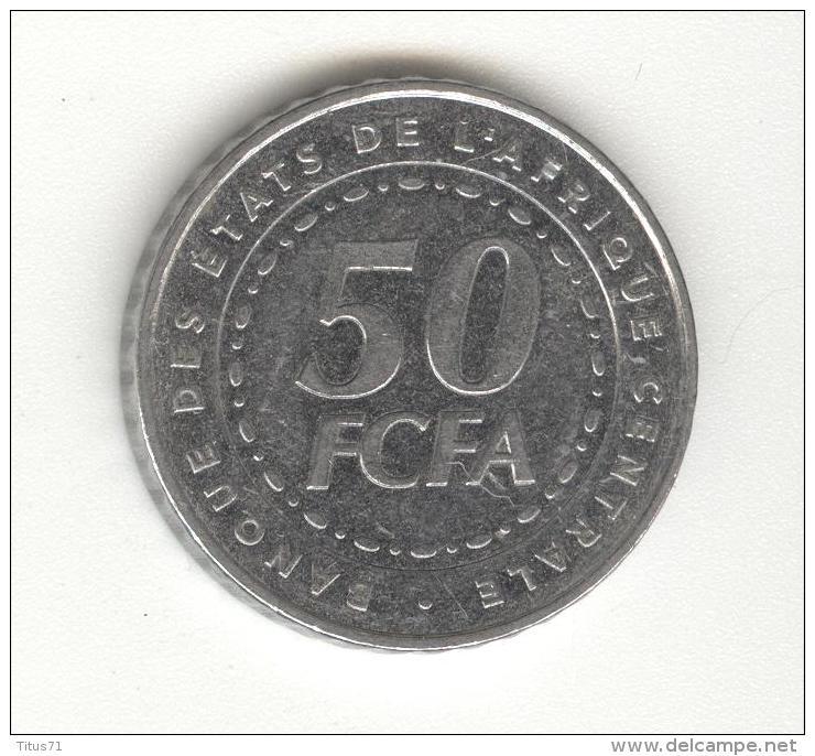 50 FCFA Banque Des états D'Afrique Centrale 2006 - Monnaies
