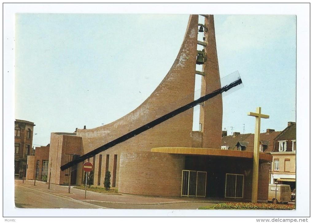 CPM - Marcq En Baroeul - Eglise Notre Dame Des Victoires - Marcq En Baroeul