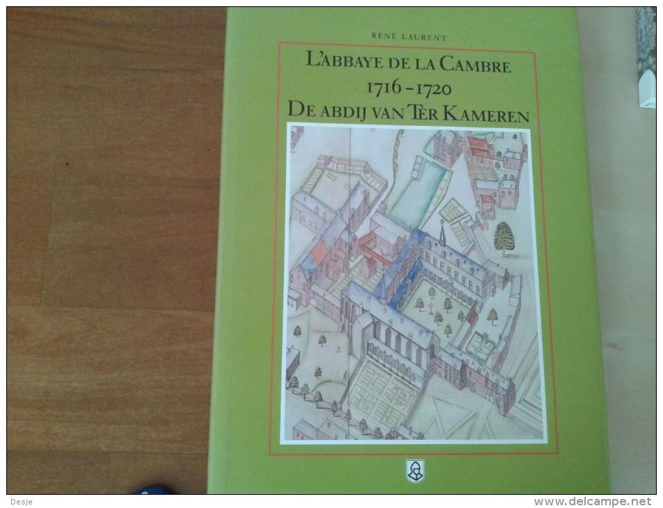 De Goederen Van De Abdij Van Ter Kameren In Brabant(1716-1720), Door Rene Laurent,1996, 152 Blz. - Boeken, Tijdschriften, Stripverhalen