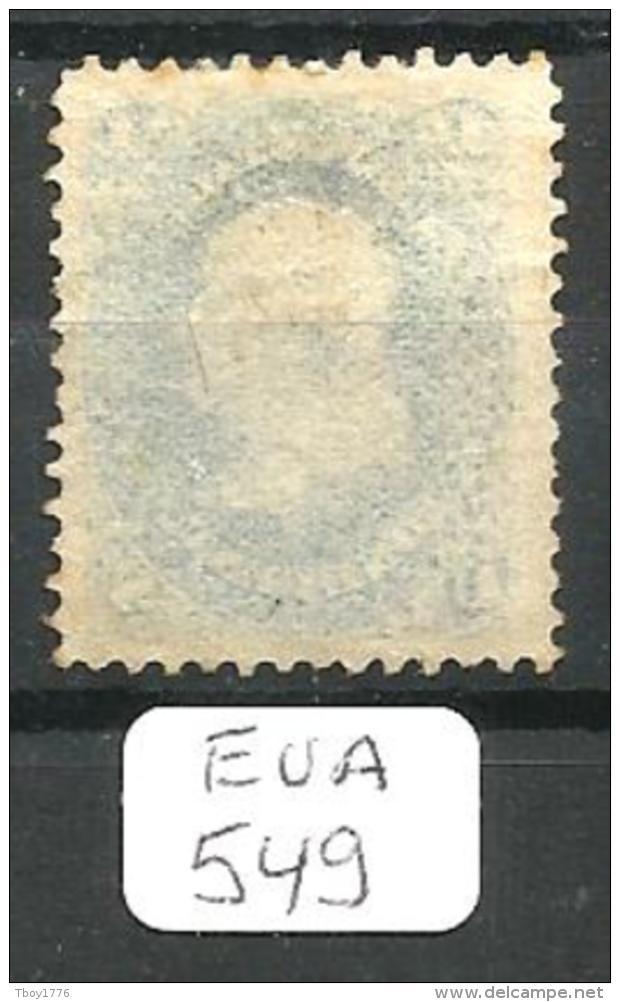 EUA Scott  63b X OG Fine To Very Fine - Unused Stamps