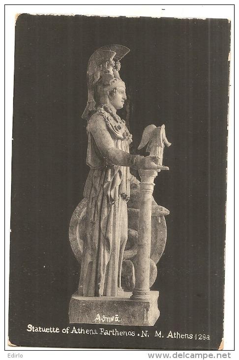 GRECE Statuette D'Athena Neuve/unused - Grecia