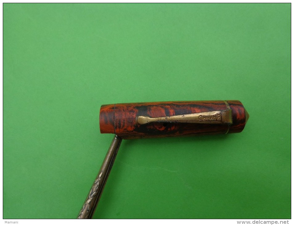 Stylo Sans Plume Pour Pieces -ZODIAC+stylo Plume Flyinf Pen  +  Capuchon BAYARD Accidenté Pour Piece -bakelite ????? - Plumes