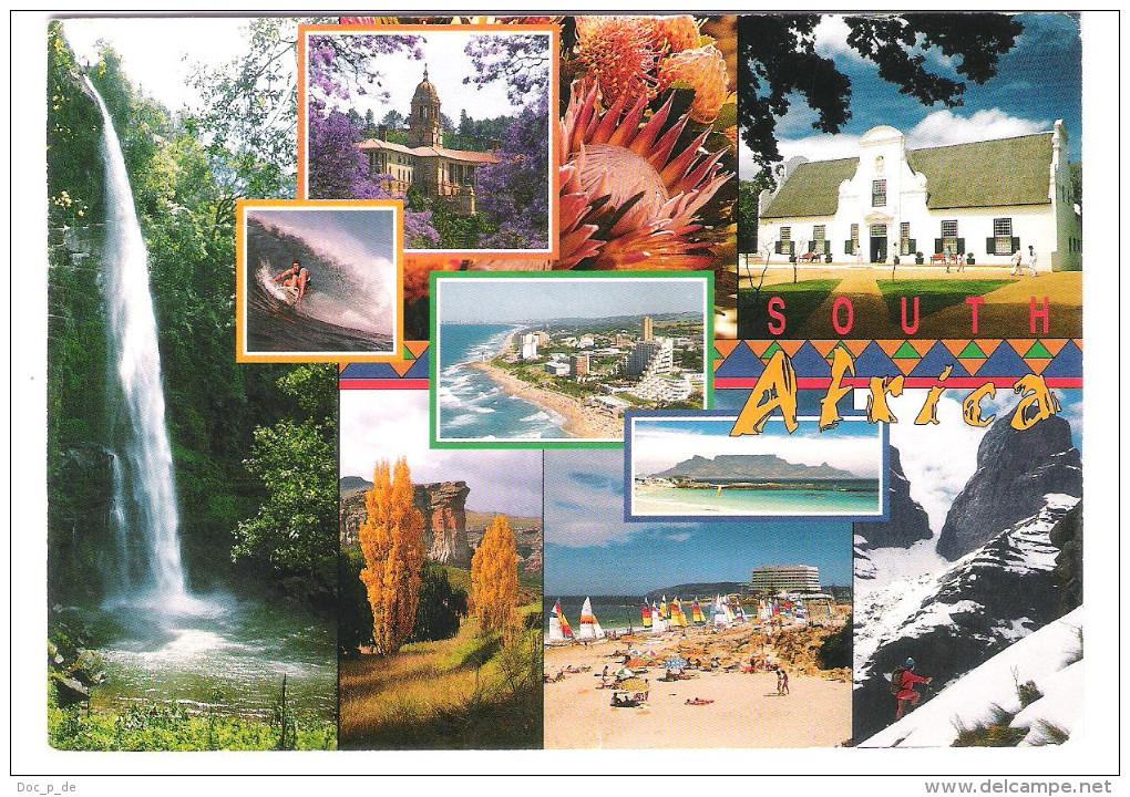 South Africa - Views - Nice Stamps - Südafrika