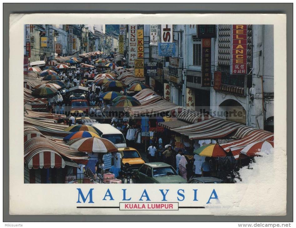 U5750 MALAYSIA KUALA LUMPUR CHINATOWN DISCREET ExtraGrande (tur) - Malesia